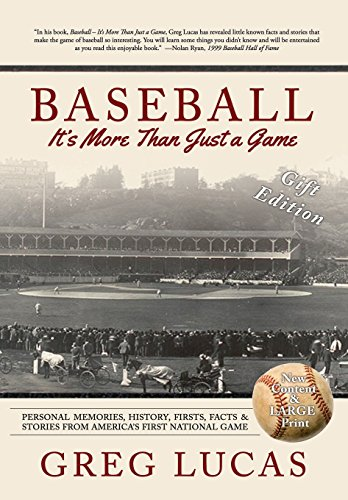 Baseball: It's More Than Just a Game (Gift Edition) por Greg Lucas