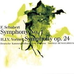 Vorisek: Symphony D Major, Op. 24