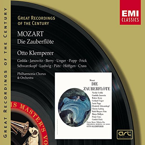 Mozart Die Zauberflote