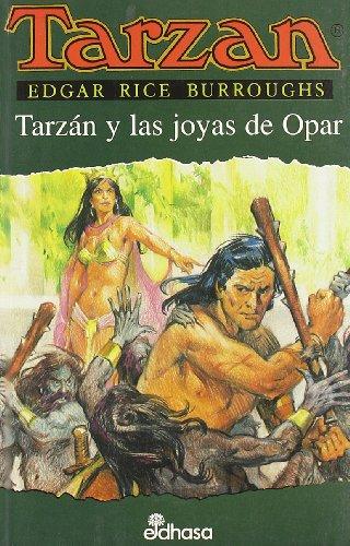 Descargar Libro Libro Tarzán y las joyas de Opar V de Edgar Rice Burroughs