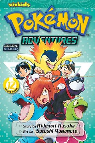 Pokemon adventures. Volume 12