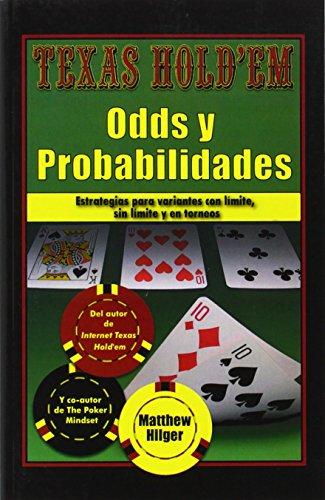 Texas Hold'em Odds y probabilidades