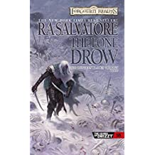 The Lone Drow: The Hunter's Blades Trilogy, Book II (The Legend of Drizzt 15)