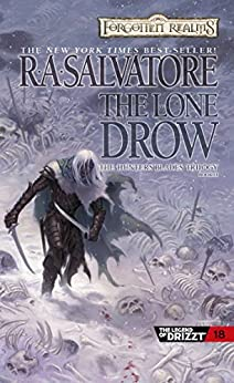 The Lone Drow: The Hunter's Blades Trilogy, Book II (The Legend of Drizzt)