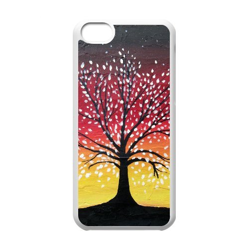 LP-LG Phone Case Of Tree of Life For Iphone 5C [Pattern-6] Pattern-4