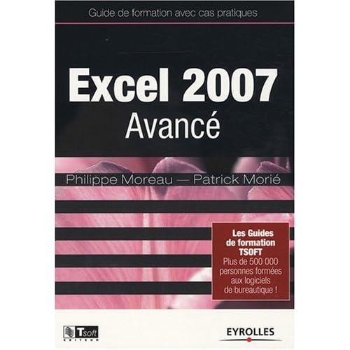 Excel 2007 Avancé