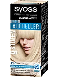 Syoss Coloration, 13-5 Platin Aufheller, 3er Pack (3 x 157 ml)