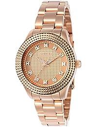 Invicta 22879 - Reloj de pulsera para mujer, color oro rosa