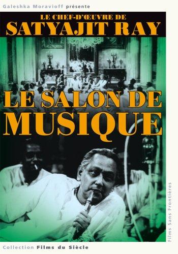 Le Salon de musique [Francia] [DVD] [DVD] Chabbi Biswas; Ganda Pada Basu; Kal...