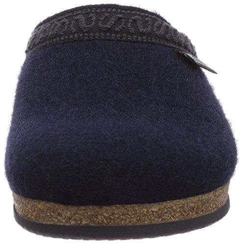 Stegmann 108 , Chaussons mixte adulte Bleu (navy 8803)