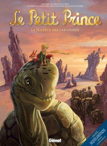 Le Petit Prince T08 : La planète des Caropodes
