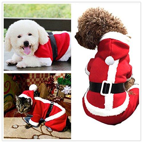 Namsan Klassische Hundeweihnachts Anzug Groesse XL 14.1X13.8X20.8 Zoll (Anzug Klassischen)