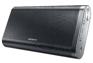 Samsung DA-F60/EN 2.0 Bluetooth Lautsprecher (20 Watt, Bluetooth, SoundShare, NFC, apt-X Codec, Akku) schwarz