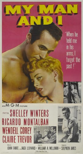 My Man and I Plakat Movie Poster (11 x 17 Inches - 28cm x 44cm) (1952)