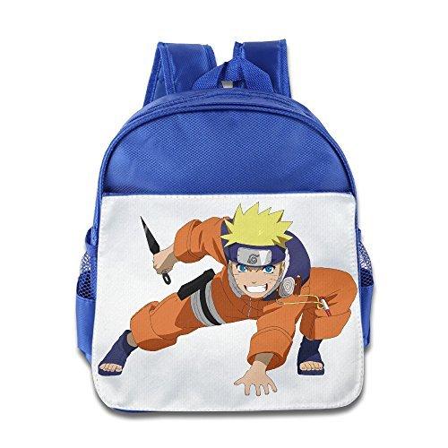 unch Kit Schule Tasche, Königsblau, Einheitsgröße (Naruto Kid)