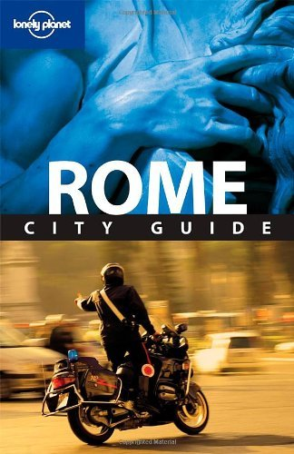 Portada del libro Rome (Lonely Planet City Guides) by Duncan Garwood (2008-02-01)