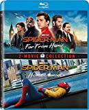 Spider-Man: Far From Home / Spider-Man: Homecoming (2 Blu-Ray) [Edizione: Stati Uniti]