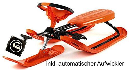 Sled Neve Racer Color Pro Arancione Tüv / Gs