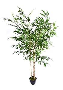 180 cm künstlicher Weihnachtsbaum 1.83 meters Bambus Grün