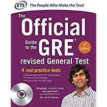 By Educational Testing Service GRE The Official Guide to the Revised General Test with CD-ROM, Second Edition (GRE: The Official Guide to the General Test) (2nd Edition)