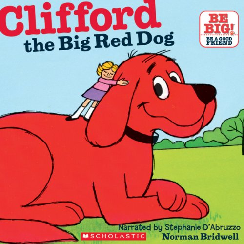 Clifford the Big Red Dog  Audiolibri