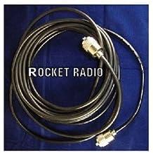 Cable coaxial (Mini RG8 RG8 X, con UHF PL259 de conectores, ...