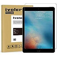 iVoler Protector de Pantalla para iPad 9.7 Pulgadas 2018 / iPad 9.7 2017 / iPad Pro 9.7 2016 / iPad Air/iPad Air 2 (iPad 5 & 6) [Garantía de por Vida], Cristal Vidrio Templado Premium