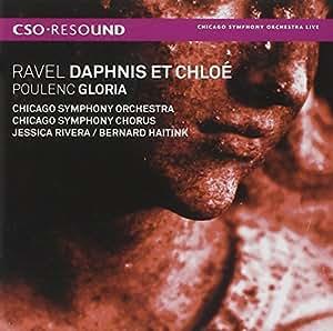 Daphnis et Chloe [Import belge]