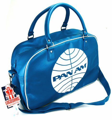 coole-pan-am-retro-tasche-umhangetasche-bag-pan-am-weekendtasche-turkis