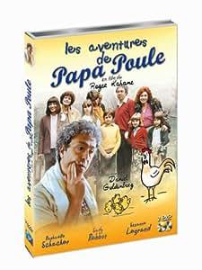 Les aventures de Papa Poule  - Coffret 2 DVD