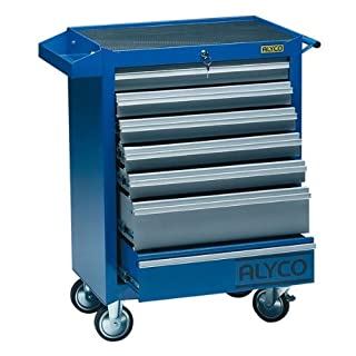 alyco 192710–Mobile Trolley 7Drawers alyplus without Panel 680x 460x 1000mm 65kg