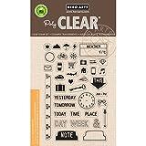 Unbekannt Hero Arts Gummi Clear Stamps 4-Zoll x 6Sheet-My Woche