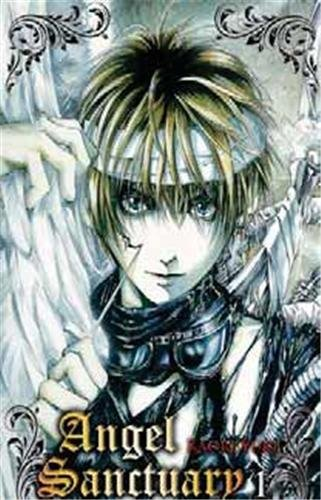 Angel Sanctuary, Tome 1 (NED)