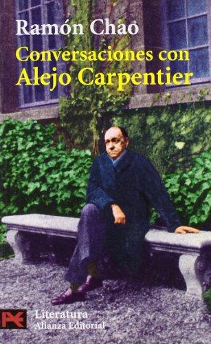 Portada del libro Conversaciones con Alejo Carpentier (El Libro De Bolsillo - Literatura)