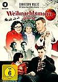 DVD Cover 'Weihnachtsmann gesucht / Komödie mit OSCAR-Preisträger Christoph Waltz und Barbara Auer