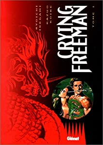 Crying Freeman Edition simple Tome 1