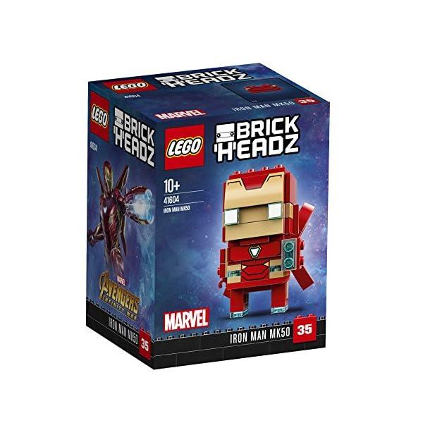 LEGO BrickHeadz - Iron Man MK50 (41604) 3