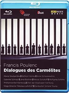 Francis Poulenc: Dialogues des Carmelites [Blu-ray]
