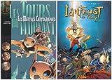 2 BD pour le prix d'1 : Les Maîtres Cartographes T3 + Lanfeust de Troy T1 gratuit