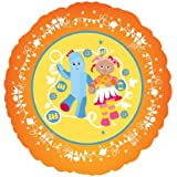 """In The Night Garden (All Friends Together) 18"""" Foil Party Balloon"""