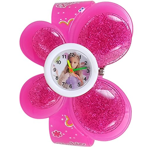 Super Drool SD0150_WT_FUSIABB  Analog Watch For Girls