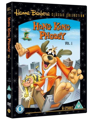 Hong Kong Phooey Volume 1 [UK Import]
