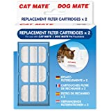 Cat Mate Pet Fountain Filter Cartridges