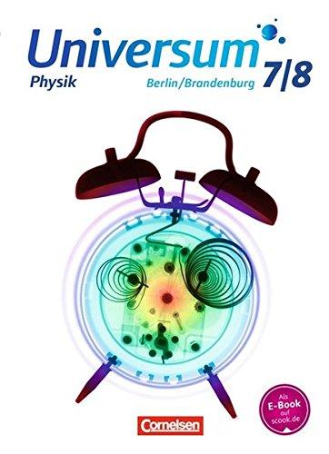 Universum Physik - Gymnasium Berlin/Brandenburg: 7./8. Schuljahr - Schülerbuch