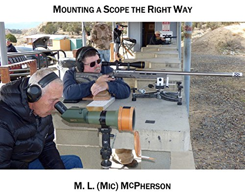 Mounting A Scope (English Edition) (Rifle Basen)
