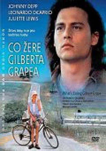 Co zere Gilberta Grapea (What`s Eating Gilbert Grape) [paper sleeve] (Gilbert Grape Dvd)