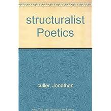 structuralist Poetics