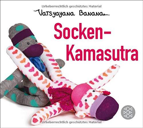 Socken-Kamasutra (Sock Diy Monkey)