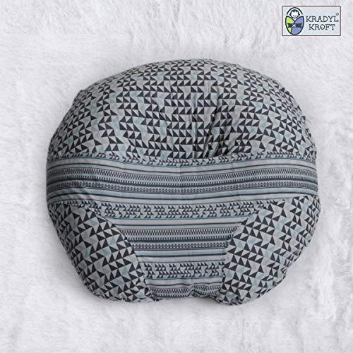 Kradyl Kroft 5in1 Baby Feeding Pillow with Detachable Cover (Aztec)