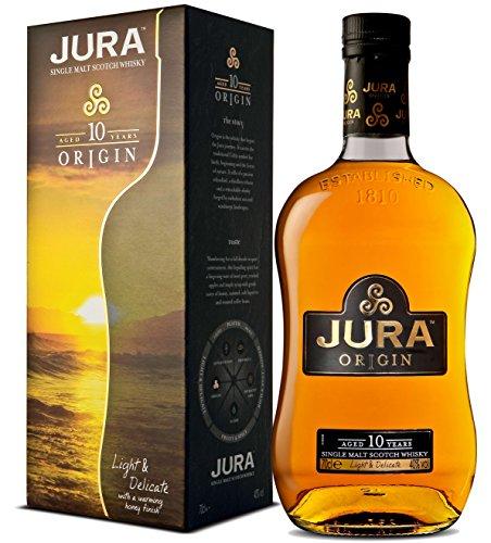 Jura Origin 10Y Whisky de Malta Escocés - 700 ml